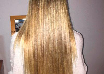Balayage en Extrem peluquería