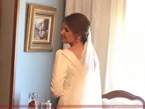 Trabajos para la boda de Laura