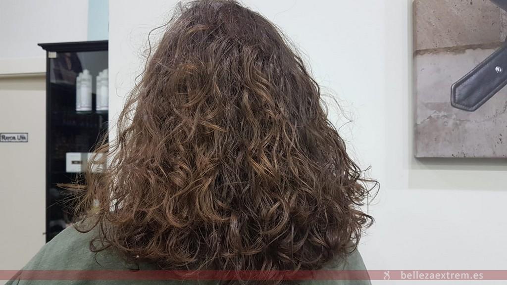 Donación de pelo para Ajicam en Extrem peluquería