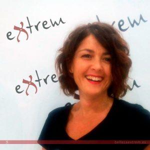 Santi gerente, peluquera y estilista de Extrem