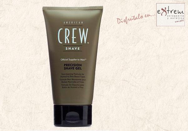 Precision shave gel American Crew en Extrem