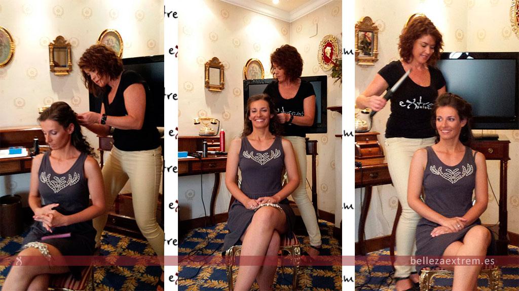 Peluquería y estética para Novia en Jaén