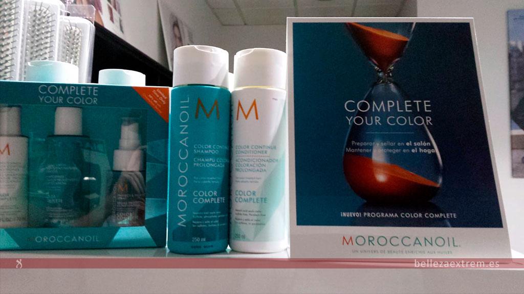 15% de descuento en Color Complete de Moroccanoil