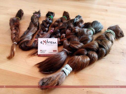 Donación de pelo en Extrem peluquería