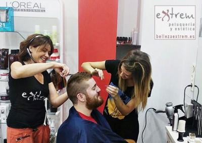 Corte de pelo para caballeros