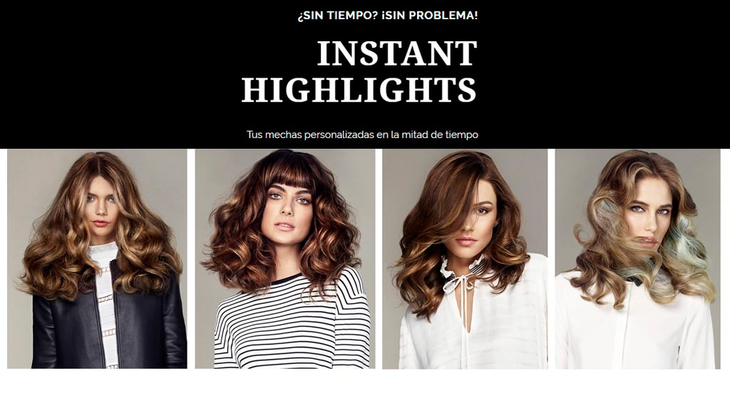 Instant Highlights de L`Oreal Professionnel