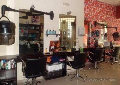 Salón de belleza Extrem, peluquería y estética en Jaén