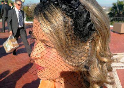 Trabajos de Ondas y Semirecogido para ir de boda