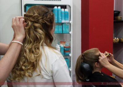 Peluquería y maquillaje para graduaciones