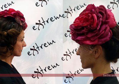 Peinados y complementos para ir de boda en Jaén