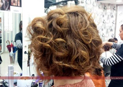 Rizos Hollywood Waves en Extrem
