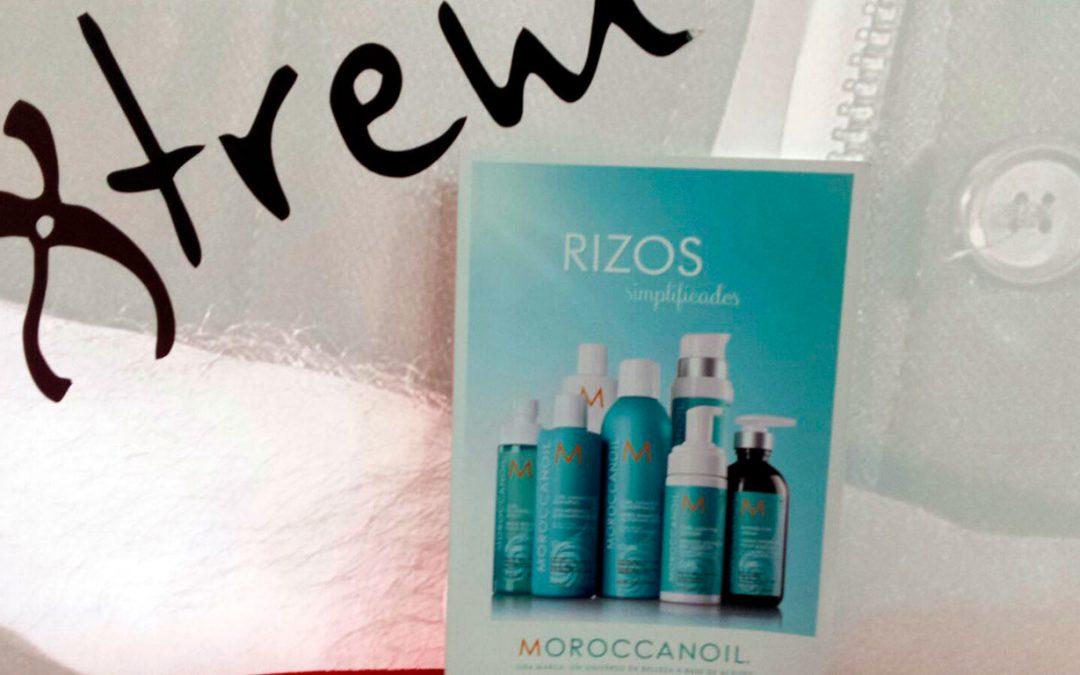 Promoción Rizos Moroccanoil